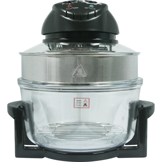 Fukuda Turbo Broiler Halogen Oven with Extended Ring 1