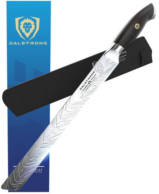 Dalstrong 12-Inch Slicing & Carving Knife 1