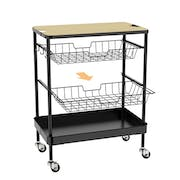 Top 10 Best Kitchen Trolleys in the Philippines 2021 (Locaupin, IKEA, and More)