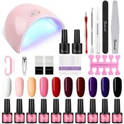 10 Best Gel Nail Kit Sets in the Philippines 2021